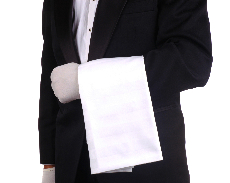 White gloves (Smaller)