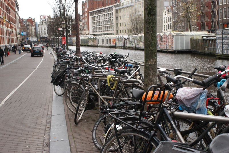 DSC00262 bicycles amsterdam